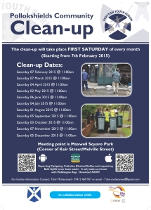 2015-Community Clean-up-Poster