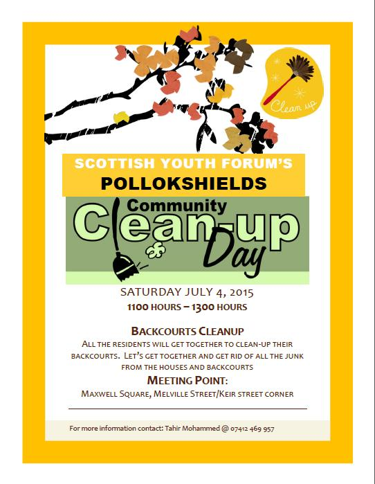 2015-07-04-Community Clean-up